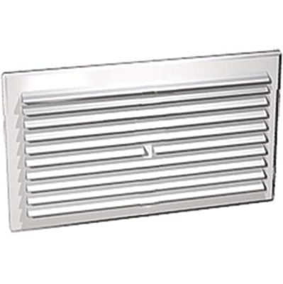 Picture of PLASTIC VENT 9 x 9 WHITE LOUVR