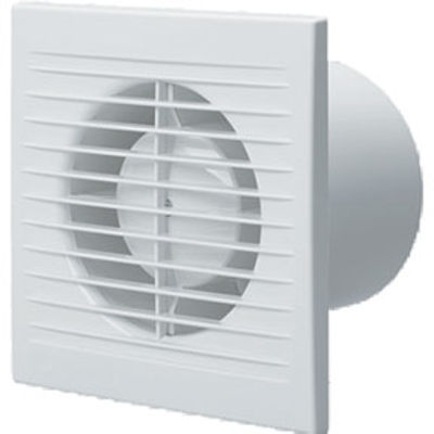 """Picture of 4"""" EXTRACT FAN WITH HUMIDISTAT"""
