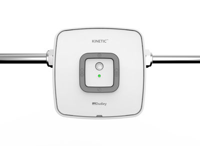 Picture of DUDLEY KINETIC WHITE CONTROLLER & WHITE VALVE