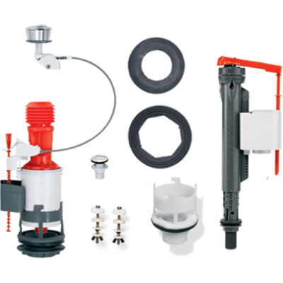 Picture of JOLLYFLUSH/MECHANISM & CISTERN COMPLETE KIT