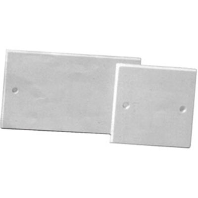 Picture of 2 GANG BLANK PLATE