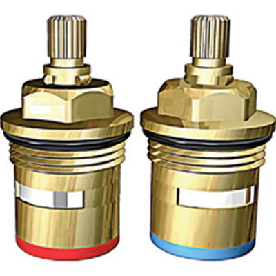 """Picture of PAIR OF 1/2"""" CERAMIC VALVES (for JIVE1)"""
