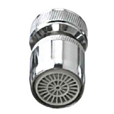 Picture of AERATOR + SWIVEL ADAPTOR WITH FLOW RESTRICTOR M24 6 Litre