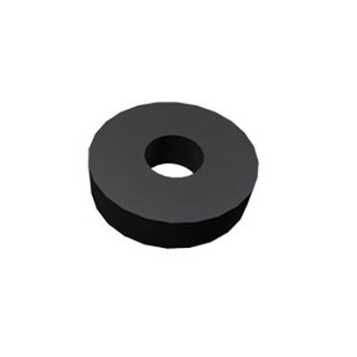 """Picture of 1/2""""RUBBER TAP WASHER PER 100"""