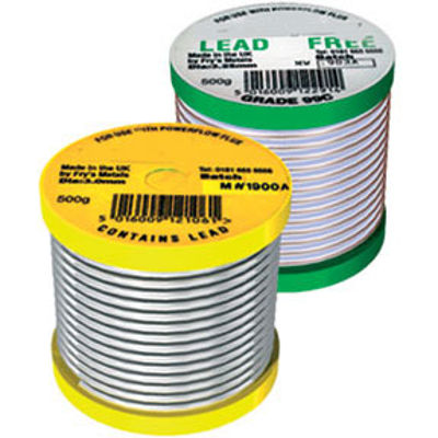Picture of CAPILLARY SOLDER WIRE 0.5kg