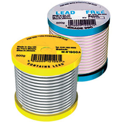 Picture of CAPILLARY SOLDER WIRE 250G