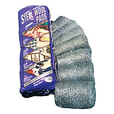 Picture of WIRE WOOL PADS PKT 16 GRADE 1