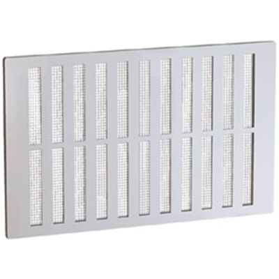 Picture of PLASTIC VENT 9 x 9 WHITE ADJ