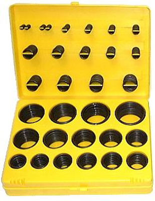 Picture of ASSORTED YELLOW METRIC NEAT O RING BOX