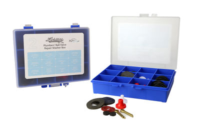 Picture of ASSORTED BALLVALVE WASHER BOX