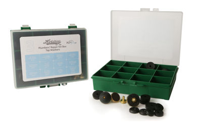 Picture of ASSORTED TAP WASHER DISPLAY BOX