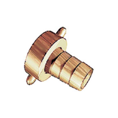 """Picture of 1/2"""" BRASS HOSE UNION TAIL"""