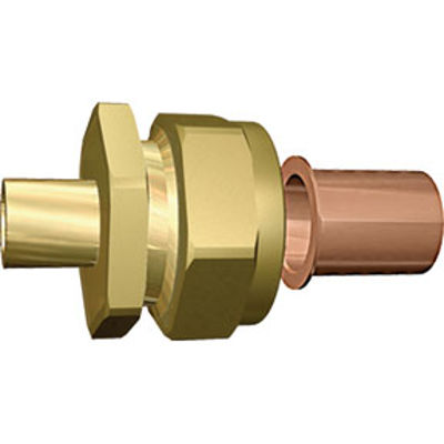 Picture of STOPCOCK ADAPTOR 25mm x 22mm