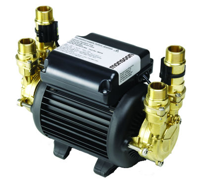 Picture of Monsoon Universal 1.5 bar Twin Pump