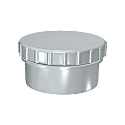Picture of 110mm SOLVENT SOIL ACCESS CAP OLIVE GREY