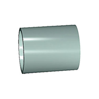 Picture of UPVC SOLV WELD ST CPLG X 40MM GREY