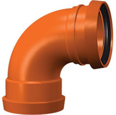 Picture of 110mm UNDERGROUND DOUBLE SOCKET SWEPT BEND