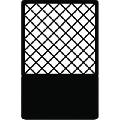 Picture of SPARE RECTANGULAR CHAMBER GRID 240mm X 150mm