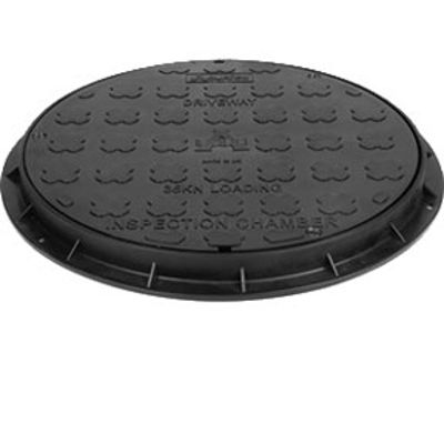 Picture of 110mm  X 320mm CHAMBER COVER