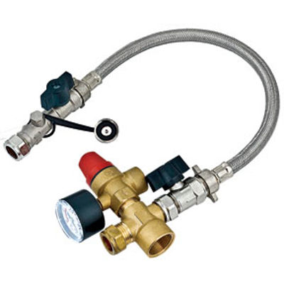 Picture of EXPANSION VESSEL KIT