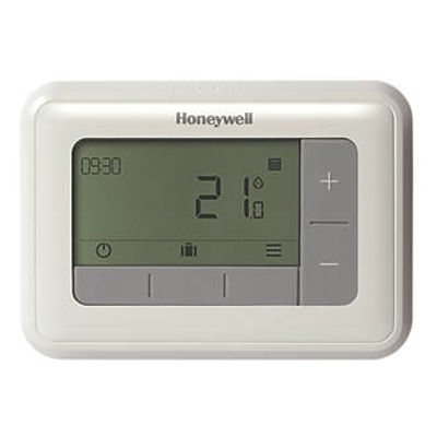 Picture of T4 WIRED PROGRAMMABLE THERMOSTAT T4H110A1021