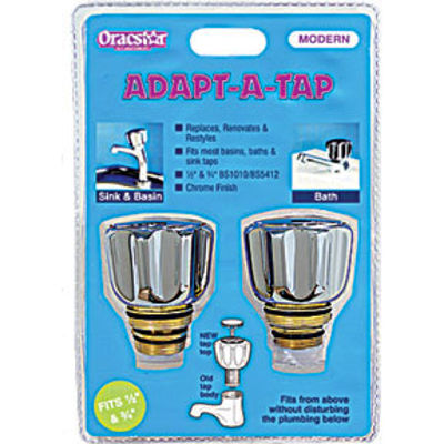 Picture of ADAPT A TAP CHROME PLATED