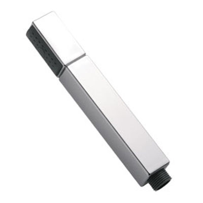 Picture of SQUARE SELF CLEANING ANTI LIMESCALE CHROME HANDSHOWER