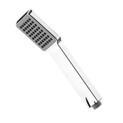 Picture of SQUARE ANTI LIMESCALE CHROME HANDSHOWER