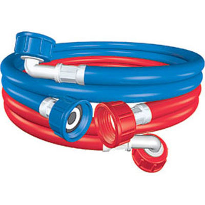 Picture of W/MACHINE INLET HOSE 2.5 BLUE