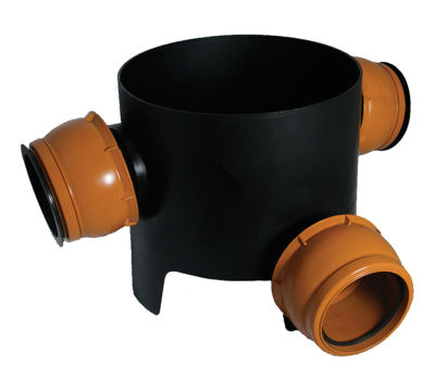 Picture of 215mm 90* INLET MACBASE