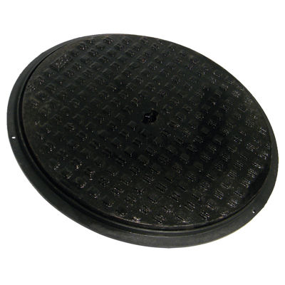 Picture of C/IRON COVER & PLASTIC FRAME