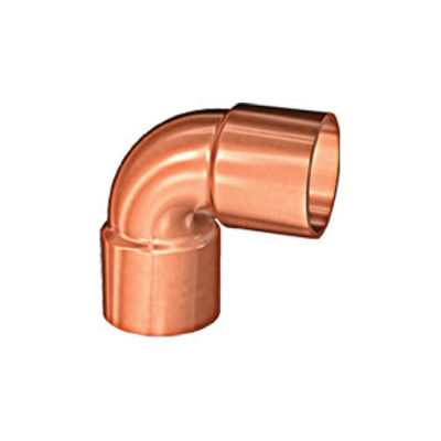 Picture of 22mm ELBOW END FEED
