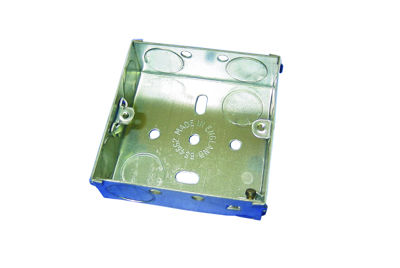 Picture of HEP2O RADIATOR BACK BOX METAL HX110 GY