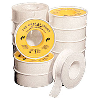 Picture of P.T.F.E. TAPE 12m x 0.075mm x 12m