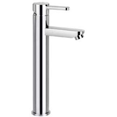 Picture of STEEL BASIN MIXER TAP 303mm HIGH (NO POP-UP)