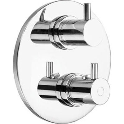 Picture of CONCEALED THERMOSTATIC SHOWER MIXER VALVE WITH DIVERTER