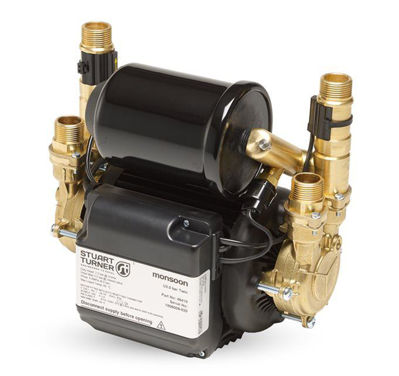 Picture of Monsoon Universal 4.5 bar Twin Pump