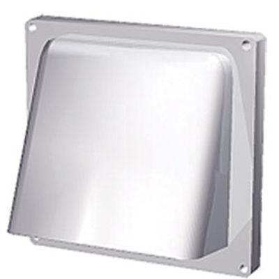 Picture of COWLED WALL OUTLET+DAMPER