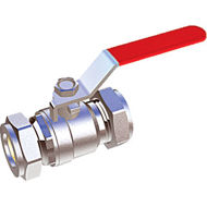 Picture of 15mm BLUE LEVER BALLVALVE