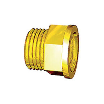 """Picture of 1/2"""" BRASS TAP EXTENDER"""