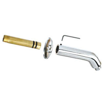 Picture of JUMBO CHROME SHOWER ARM 180mm
