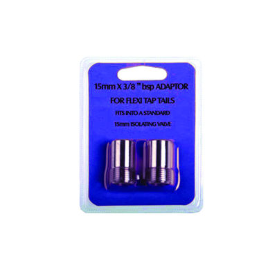 """Picture of 1/2"""" FLEXI TAP TAIL ADAPTOR (pair)"""
