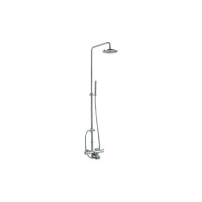 Picture of JAZZ SHOWER SET THERMOSTATIC WITH EXPOSED CONNECTIONS AND BATH SPOUT