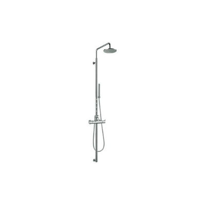 Picture of JAZZ SHOWER SET THERMOSTATIC WITH EXPOSED CONNECTIONS AND BODY JETS