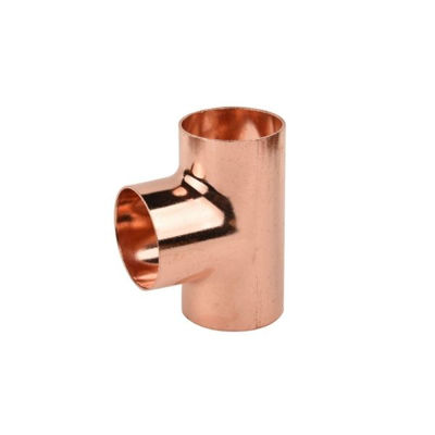 Picture of 35x35x22 REDUCER TEE END FEED
