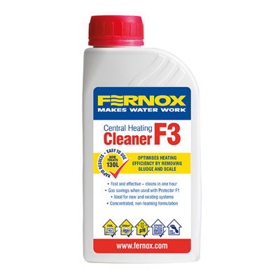 Picture of FERNOX 500ml CENTRAL HEATING CLEANER