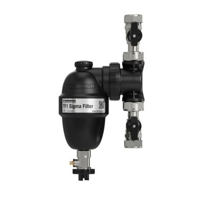 Picture of FERNOX TF1 SIGMA 22mm  WITH VALVES