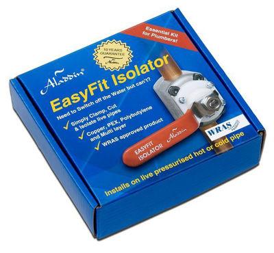 Picture of ALADDIN EASYFIT ISOLATOR STARTER KIT - 15mm