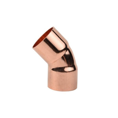 Picture of 22mm 45deg STREET ELBOW END FEED