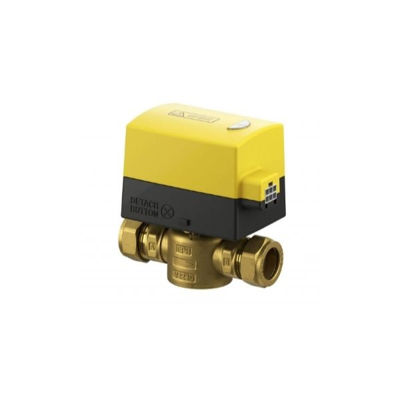 Picture of 28mm 2 port motorised valve